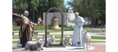 Inauguran en Villa Cura Brochero un parque temático dedicado al santo cordobés
