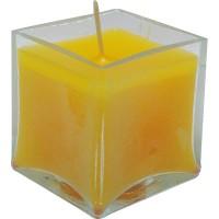 Cuadrado amarillo 5x5 cm