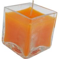 Cuadrado naranja 5x5 cm