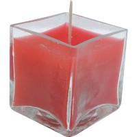 Cuadrado rojo 5x5 cm