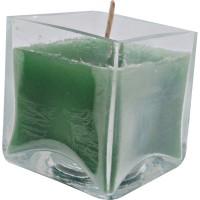 Cuadrado verde 5x5 cm