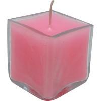 Cuadrado rosa 5x5 cm